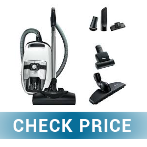 Miele Blizzard CX1 Bagless Canister Vacuum