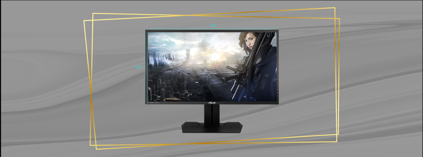 Best 2560×1440 Monitor For Gaming